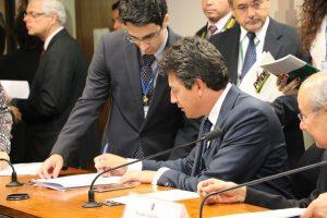 Deputado Sérgio Souza é eleito presidente da comissão da MP de seguro de crédito à exportação