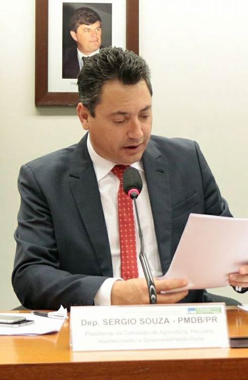 sergio souza camara - Deputado Federal Sérgio Souza