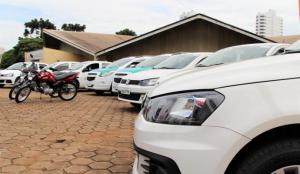 Emenda de Sérgio Souza garante veículos novos para saúde em Arapongas