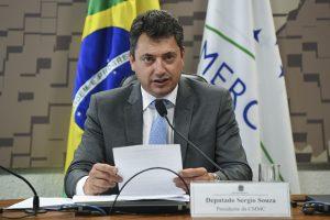 Sérgio Souza quer levar segurança jurídica à regularização de terras na fronteira