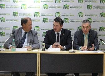 Sérgio Souza é o novo vice-presidente da Frente Parlamentar da Agropecuária