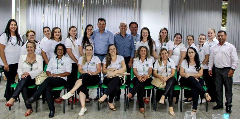 deputado sergio souza ifpr ivaipora 768x383 - Ivaiporã: Aula inaugural do curso de Agronomia do IFPR