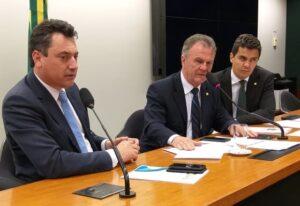 Sérgio Souza quer bancada paranaense na questão dos pedágios no PR