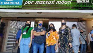 Vereadores vem a Brasília para XX Marcha dos Legislativos